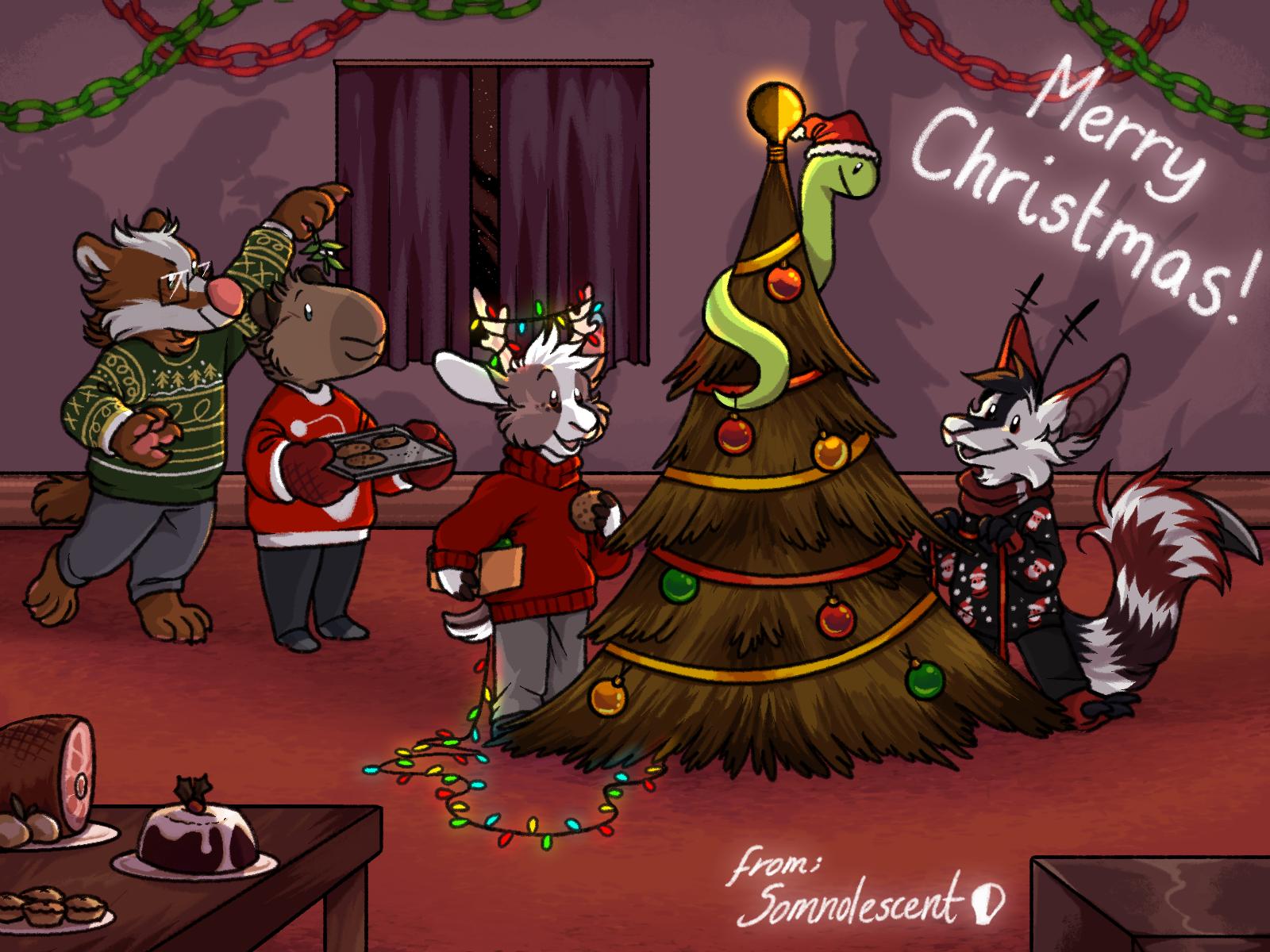 A Somnolian Christmas