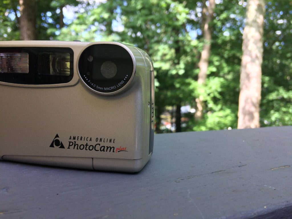 The AOL PhotoCam
