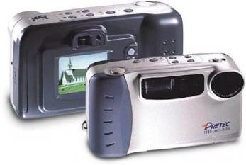Pretec DC-600, the OEM PhotoCam