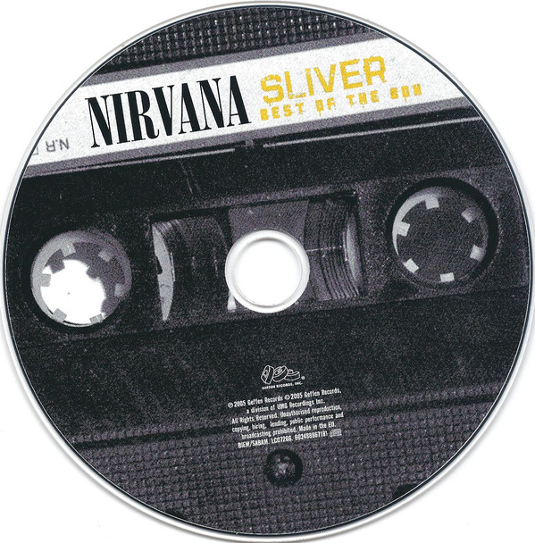 Sliver's disc label