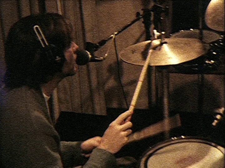 A small-known fact about Kurt was that he was actually a better drummer than Dave