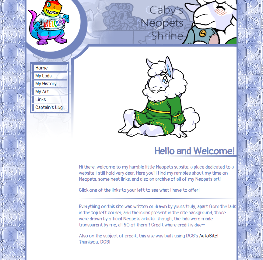 Caby's Neopets Shrine