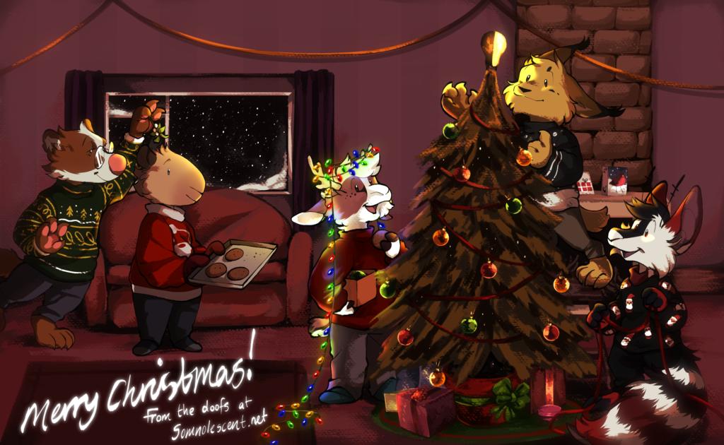 A Somnolian Christmas, redux