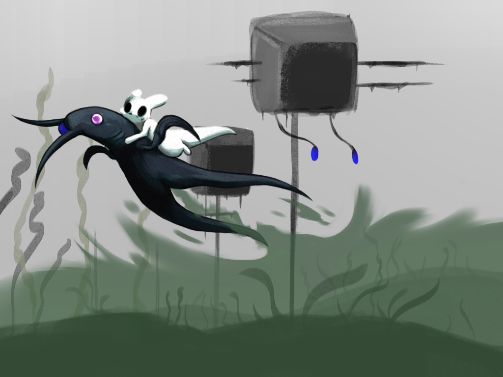 """Jetfish"" by borb"