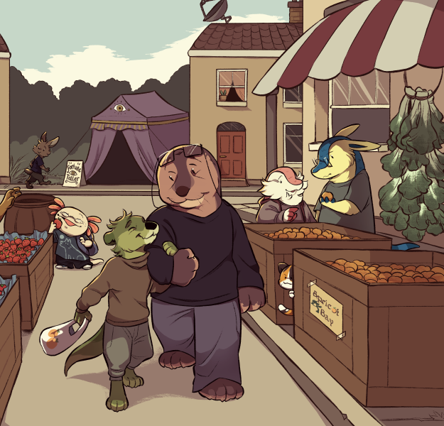"""""""Festival"""" by Caby"""
